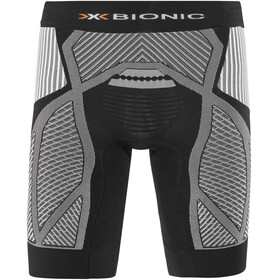 X-Bionic M's The Trick Running Pants Short Black/White